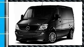 Mercedes Benz Sprinter Rent A Car Denver Airport Shuttle