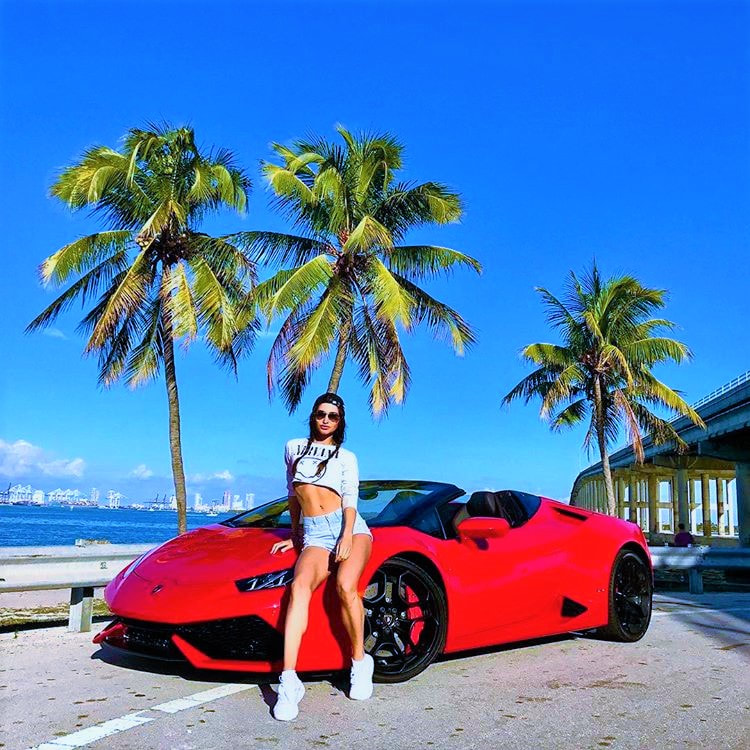 Exotic Car Rental South Beach Miami Discounted Rates