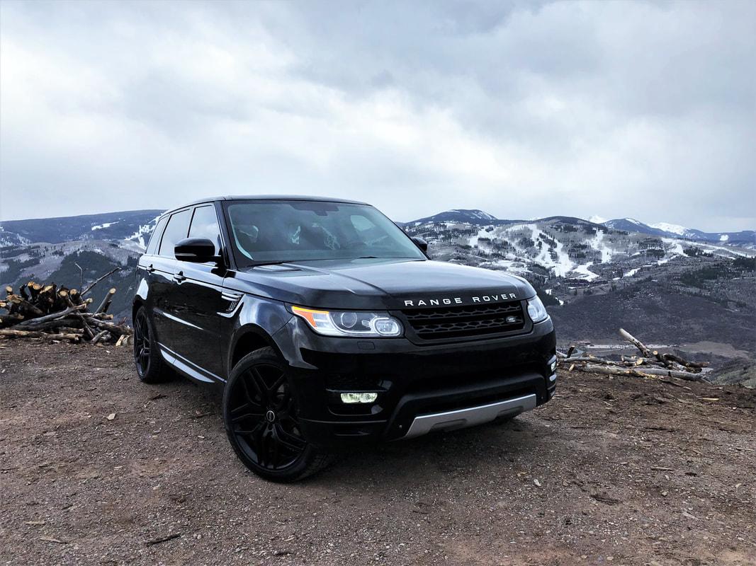 Land Rover Ranger Rover Rent A Car SUV