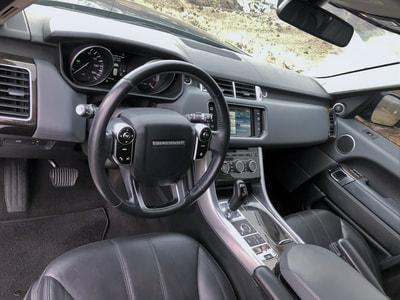 Land Rover Ranger Rover Rent A Car Suv Luxury Exotic Car