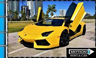 Lamborghini Rental South Beach Miami Exotic Car Rental