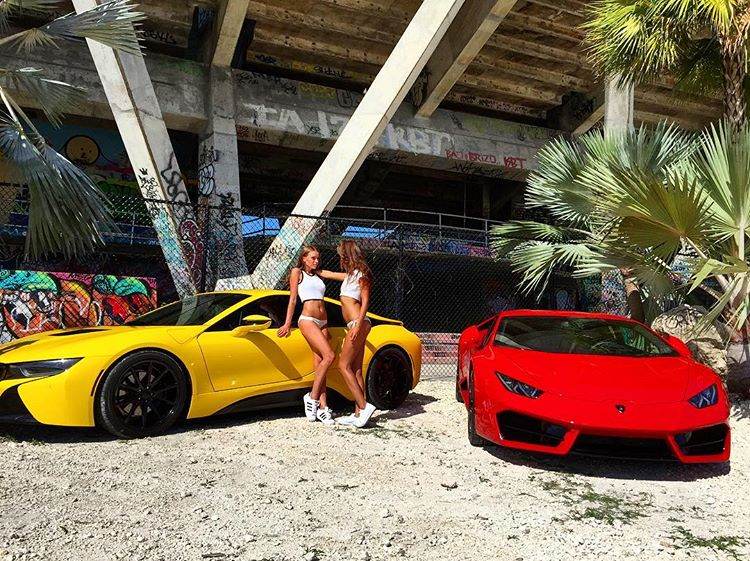 Miami Car Rental Rates South Beach Miami Discount Cheap Exotic