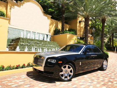 Rolls Royce Rental South Beach Miami Exotic Car Rental