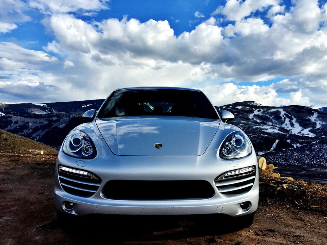 Cheap Car Rental Denver: Porsche Cayenne Rent A Car