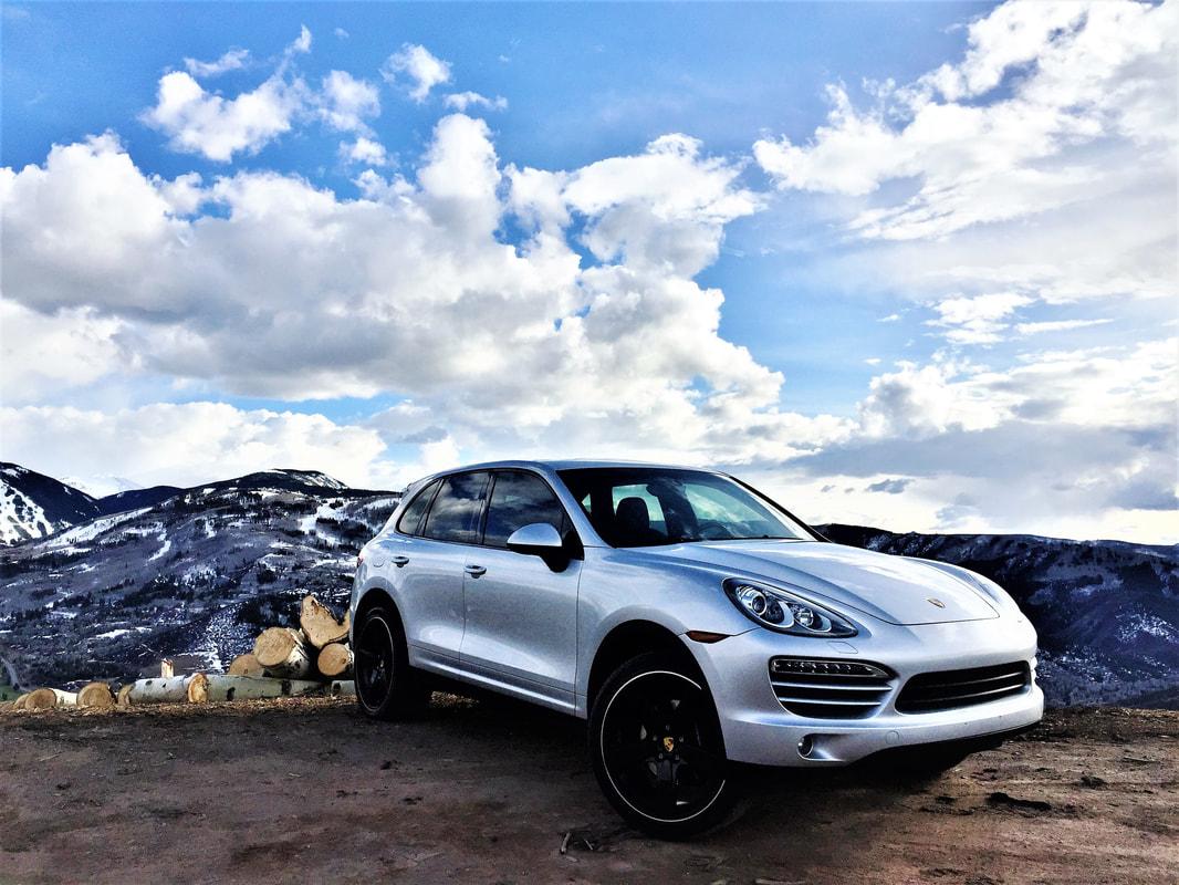 Rental Car From Denver To Aspen