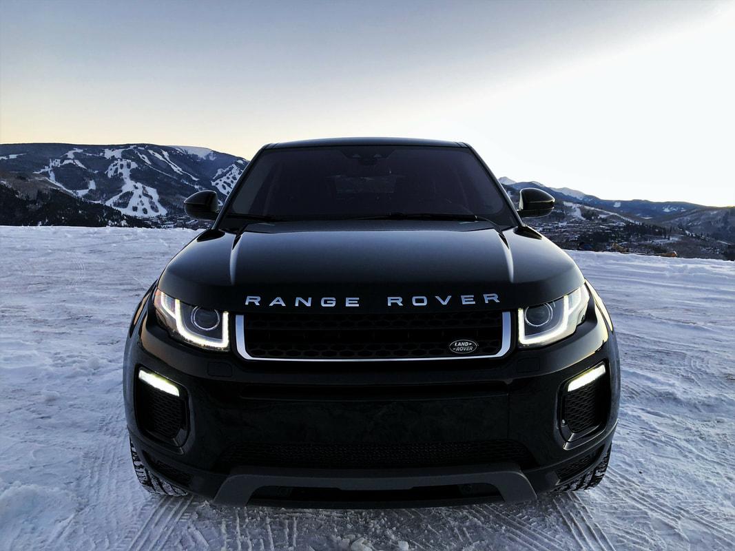 Ranger Rover Evoque Rent A Car Suv Luxury Exotic Car